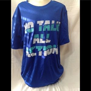 Boy's size Large GAP No Talk All Action dry-fit